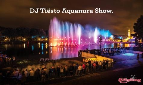 Aquanrua mal anders - mit der Musik von DJ Tiësto