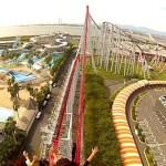 Nagashima Spa Land – Das Achterbahn-Museum in Japan