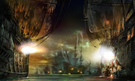 Das neue Pirates of the Caribbean—Battle for the Sunken Treasure wird noch spektakulärer als bisher.
