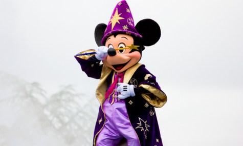Selbst Mickey kann nicht mehr zuschauen