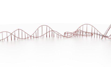 Das Layout des neuen Mack Mega Coasters (anklicken zum vergrößern)