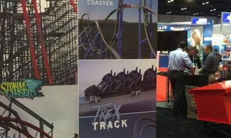 TREX-Track - Welcher Park wird als erstes zuschlagen? - Anklicken zum Vergrößern!