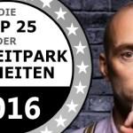 Airtimers Top 25 Freizeitpark Neuheiten 2016 – Platz 25 bis 21