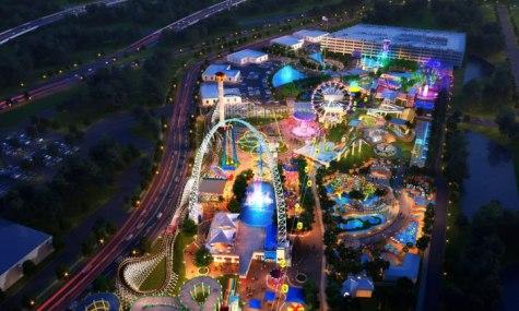 Fun Spot Orlando in naher Zukunft? Wir sind gespannt...