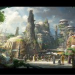 Disneys Antwort auf die Wizarding World of Harry Potter: Star Wars