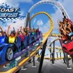 West Coast Racers – Six Flags Magic Mountains 20. Achterbahn
