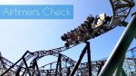Andis Airtimers-Check: Icon, Blackpool Pleasure Beach
