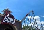 Candymonium - Hersheypark eröffnet höchste Achterbahn des Parks