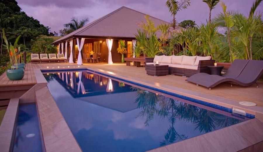 5 best resorts in fiji