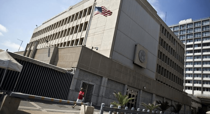 PALESTINIAN EMBASSIES AND CONSULATES