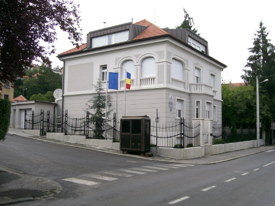 ROMANIAN EMBASSIES AND CONSULATES