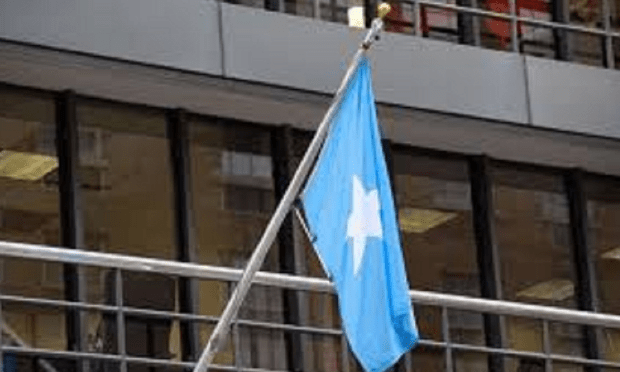 SOMALI EMBASSIES AND CONSULATES