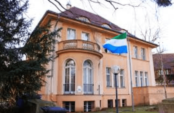 SIERRA LEONEAN EMBASSIES AND CONSULATES