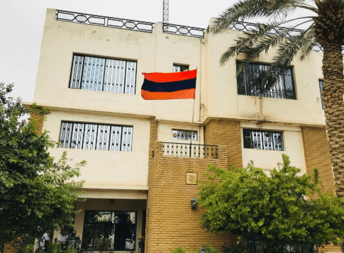 ARMENIAN EMBASSIES