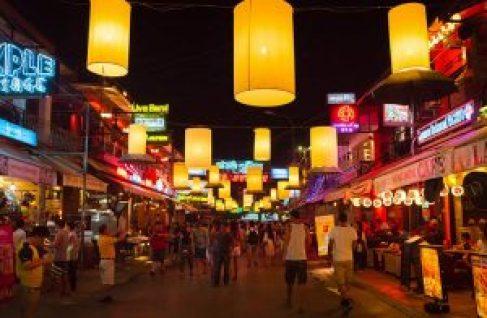 MOST POPULAR SEX TOURISM DESTINATIONS