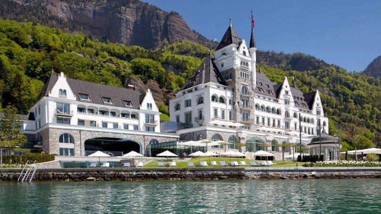 Hotel in Switzerland