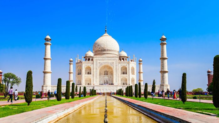 Top Places in India