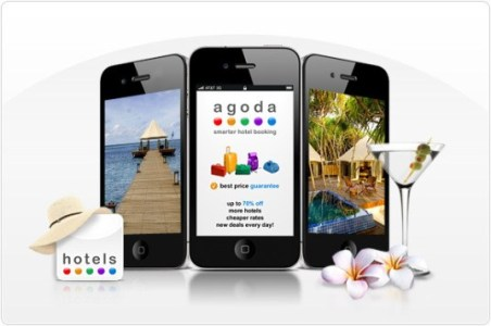 Download Agoda app