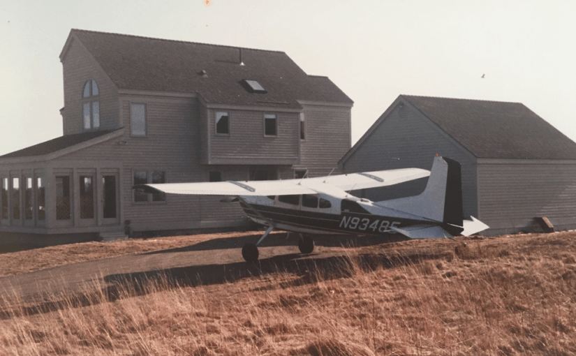 Homage to the Skywagon (Cessna 180 / 185)