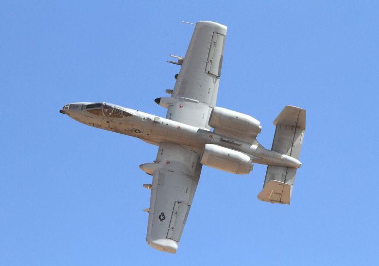 Photo A-10C