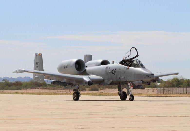 Photo A-10C KC