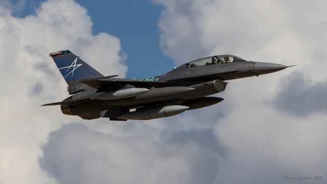 Lockheed F16 848 NASJRB _2