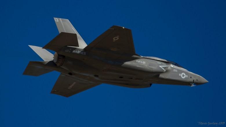 Lockheed VK13 168731 F35B NASJRB_1