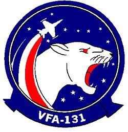250px-VFA-131_insignia