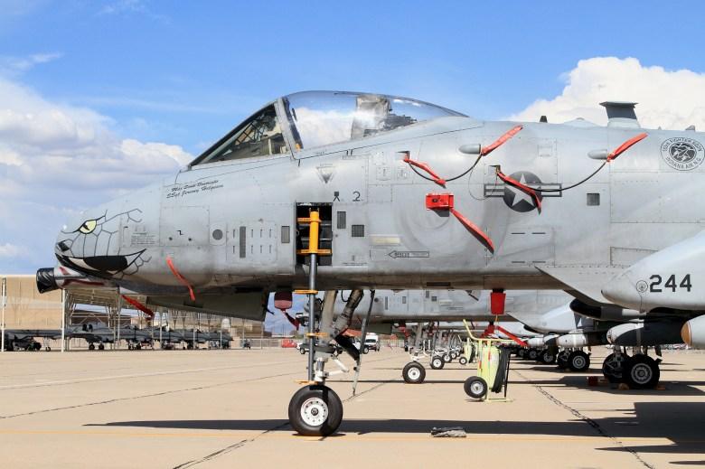 122 FW A-10C