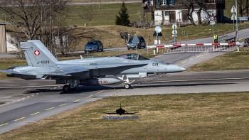 Permalink to: Meiringen Airbase , Switzerland