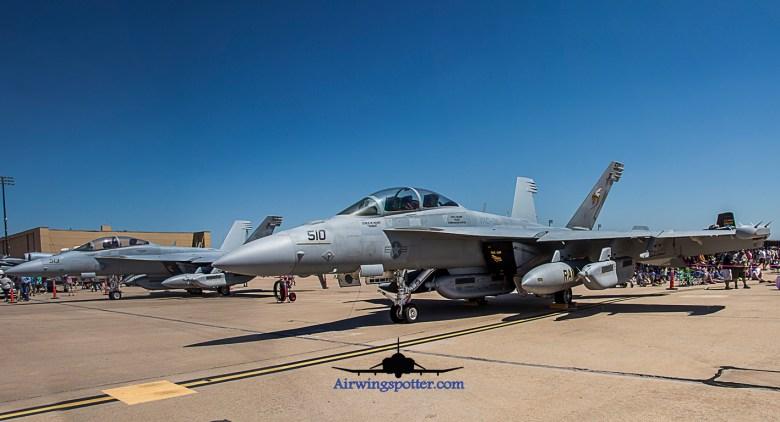 Photo VAQ-138 Growler EF-18G