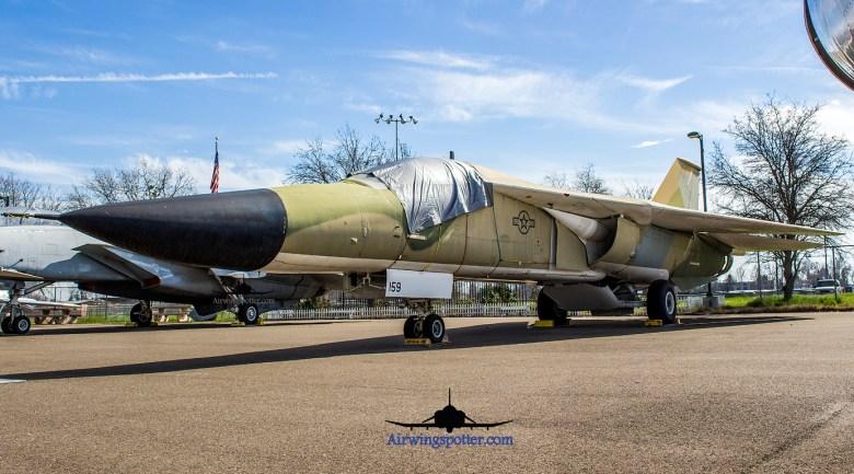 FB-111 Strategic Bomber
