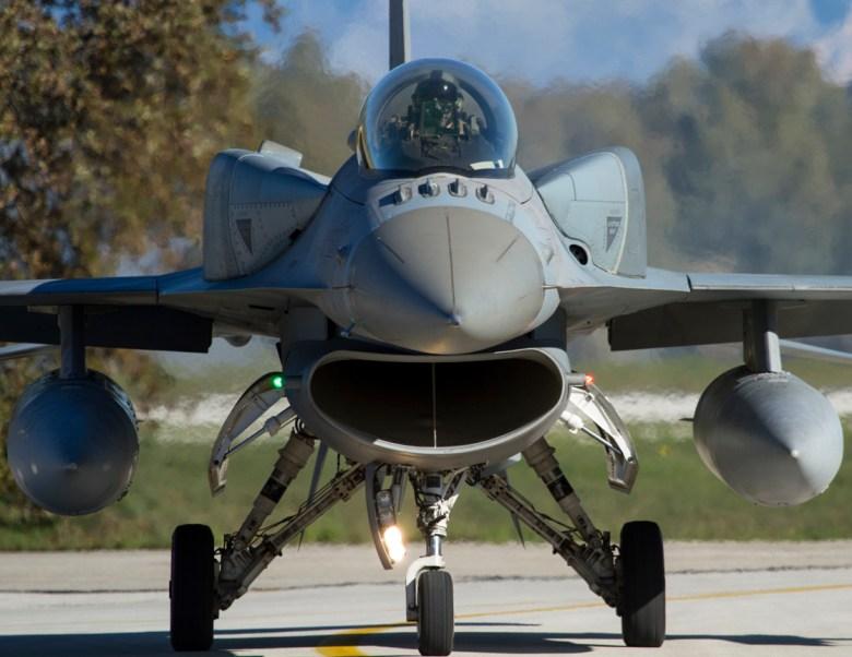 Greece Air Force F-16 Blk 52+ADV