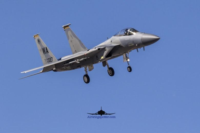 Weapon school F15C