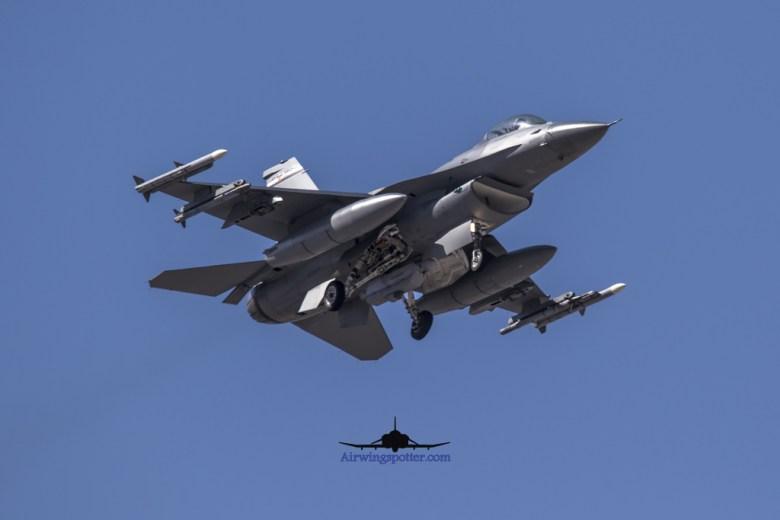 120th FS F-16 1