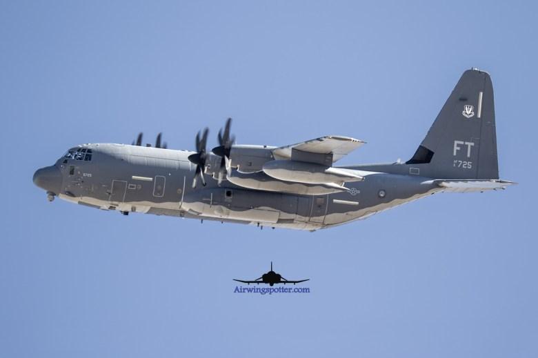 c-130J flex tae off 1