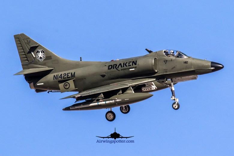 draken A-4k -1