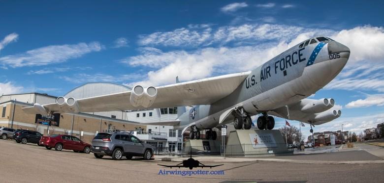 Boeing GB-52B Stratofortress (No. 52-0005)