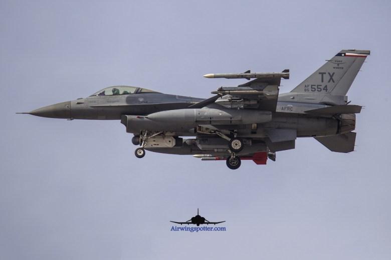 457th FS Spads returning