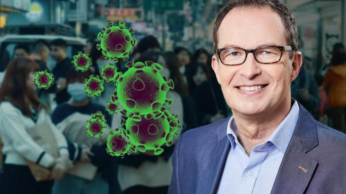 Dr.  Christoph Specht answers your questions about the coronavirus.