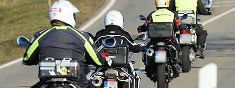 Blutiger Start in die Saison für viele Motorradfahrer
