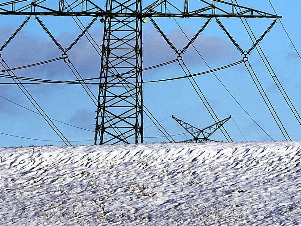 Bildergebnis für zentralbosnischen Gemeinde Kladanj störte der Schnee die Stromversorgung