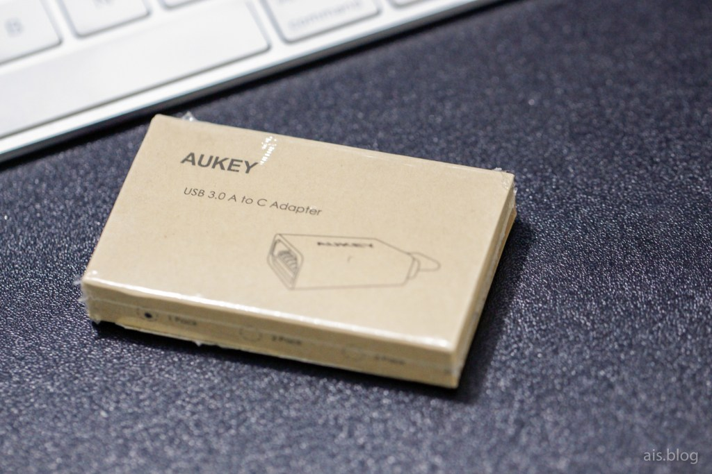 aukey usb-c adapter