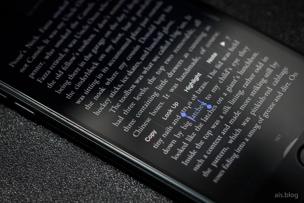 apple books on iphone