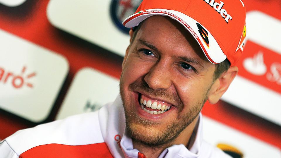 Schneller Als Schumacher Vettel Will Reifeprfung Ablegen