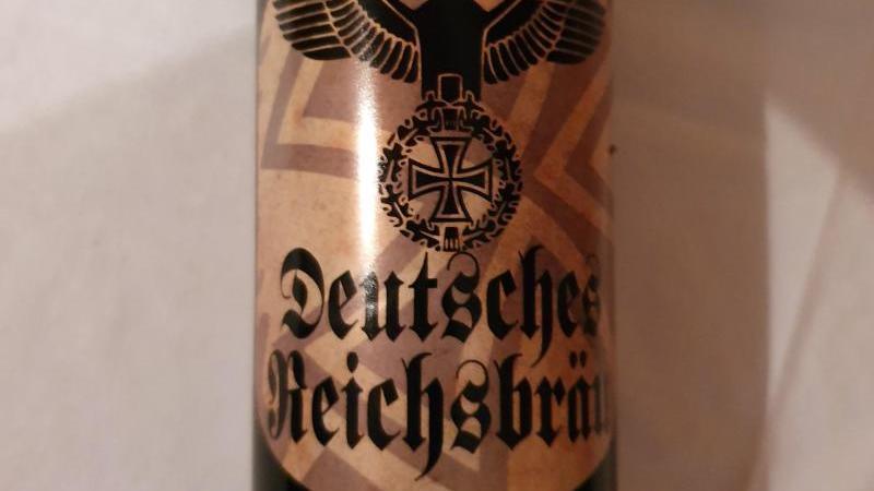 schottische brauerei schiesst gegen nazi bier deutsches reichsbrau mit haltung