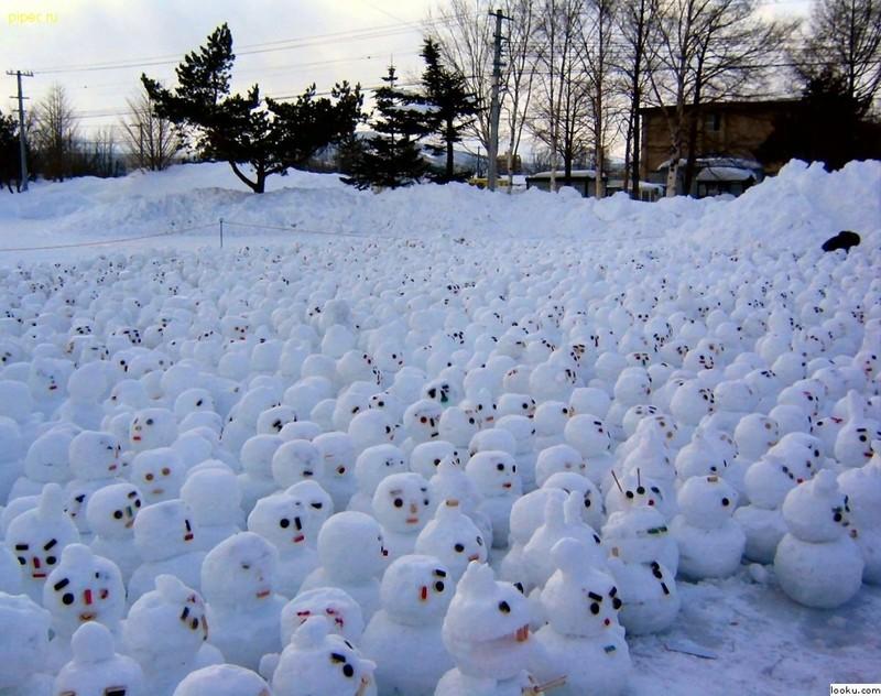Hundreds protest Global Warming