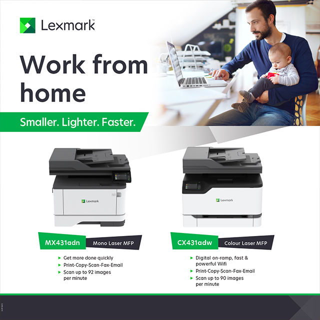Lexmark Work from home Laser printers