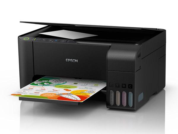 Epson ET-2710 Ecotank Colour Multifunction printer