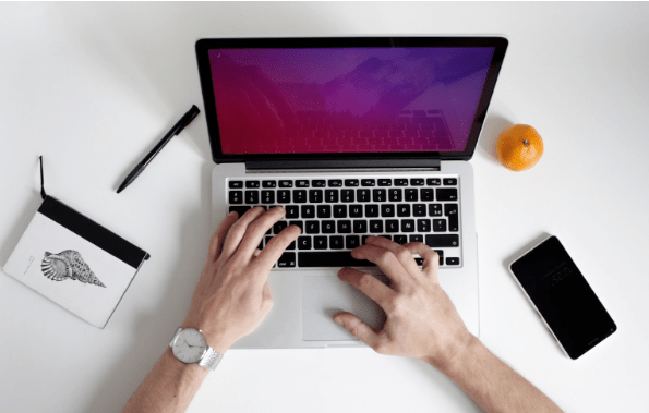 blogging for business beginning